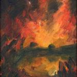 exposição de pintura de Ângelo Encarnação na Artadentro em Faro