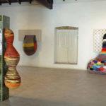 exposição de escultura de Joana Vasconcelos em Faro na Trem
