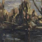exposição de pintura de João Queiroz na Artadentro em Faro
