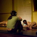 fotografia da performance I put a spell on you, produzida pela Artadentro e SRAF em Faro