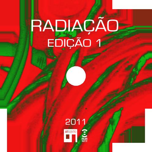 Radiação Arte Rádio, bolacha de CD