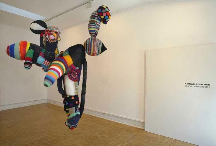 Joana Vasconcelos escultura
