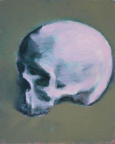 Pintura de Diogo Guerra Pinto exposta na Artadentro