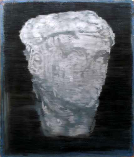 exposição de pintura e desenho de Paulo Brighenti
