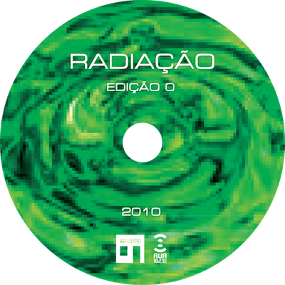 Radio Arte produzida no Algarve. Artadentro e RuaFM.2010